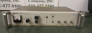 Hp agilent 105b Quartz Frequency Standard