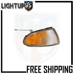 Fits 93 96 Mitsubishi Mirage Signal Light Lamp Passenger Right Only