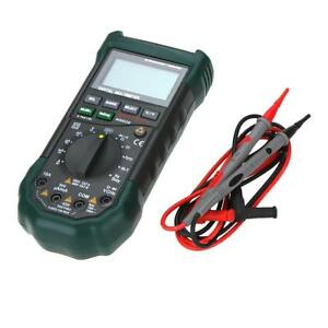 Digital Multimeter Auto ranging With Non Contact Voltage Temperature Tester