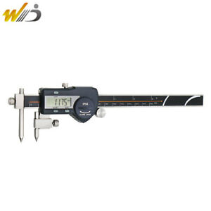 Stainless Steel Electronic Digital Center Distance Vernier Caliper 5 150 Mm