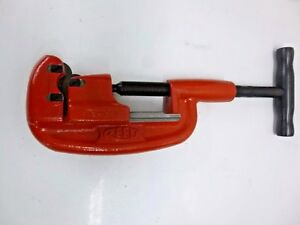 New Reed 1 8 2 Steel Pipe Cutter 03305