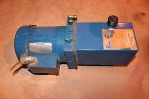 Blue Giant Hydraulic Pump And Tank 1hp 3phase