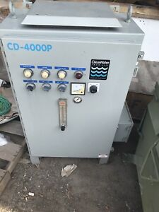 Clearwater Tech Cd 4000p