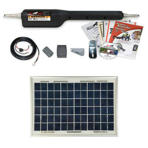 Mighty Mule Mm360 10 Watt Solar Package Medium Duty Single Gate Opener