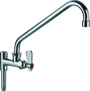At Faucet Commercial Pre rinse 10 Add on Faucet Nsf Certified Low Lead
