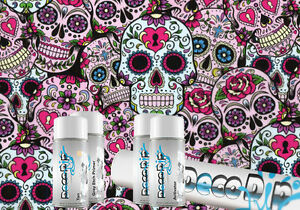 Sugar Skulls Dd 155 Intermediate Dip Kit Hydrographics Water Transfer Printing