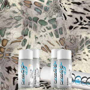 Hydrographics Film Kit Hydro Dipping Deco Dip Kit Prym1hc Camo Rc 416