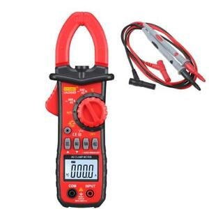 Digital Clamp Meter Ac dc Multimeter And Digital Multimeter Test Lead 1000v