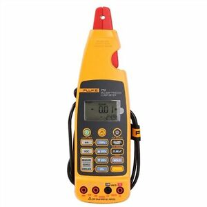 Clamp Meter New Milliamp Process With Soft Case F773 Fluke 773 I
