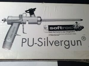 Softroc Foam Gun Pu silvergun Mad2c 22690