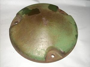 D1927r Pulley Cover John Deere Styled D Tractor