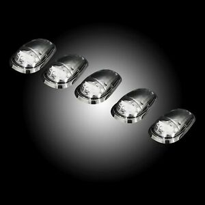 Recon 264146clhp Dodge Ram 03 16 Clear Cab Light Led