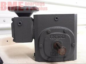 Boston Gearbox Fwc726 200 b5 g Double Reduction Right Angle Ratio 200 1