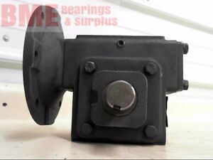 Winsmith 917mdn Right Angle Gearbox Input Hp 56 O p Torque 442 Ratio 30 1