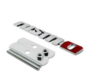For Nissan Nismo Emblem Badge 3d Metal Chrome Auto Car Grille Fast Shipping