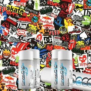 Hydrographics Kit Hydro Dipping Diy Hydro Dip Water Transfer Print Skater Ll 125