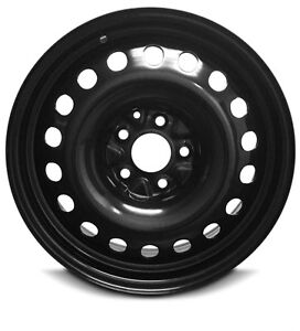 Road Ready 17x6 5 Inch Steel Wheel Rim For Hyundai Tucson 2010 2013 Replacement