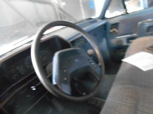 87 88 89 90 91 Ford F150 Speedometer Head Only Mph W O Overdrive W Trip Odometer