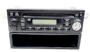 Honda Element Civic Odyssey Accord Radio Cd Player Missing Knob