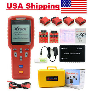 Us Free Ship Xtool X100 Pro Auto Programmer X100 Updated Version Obd2 Scanner