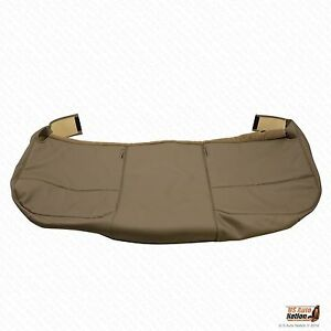 2008 Ford F250 F350 F450 F550 Xl bottom Bench Seat Replacement Vinyl Cover Tan