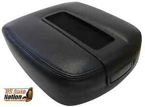 2009 2010 Gmc Yukon Denali Center Console Storage Compartment Lid Cover Black