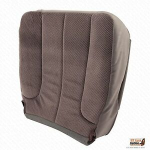 2003 2004 2005 Dodge Ram 1500 2500 3500 Slt Driver Bottom Tan Cloth Seat Cover