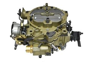Remanufactured Rochester Quadrajet Carburetor 75 85 Hot Air
