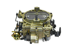 Remanufactured Rochester Quadrajet Carburetor 4mv 66 73