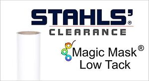 Stahls Magic Mask Low Tack Heat Transfer Tape 30 X 25 Yards