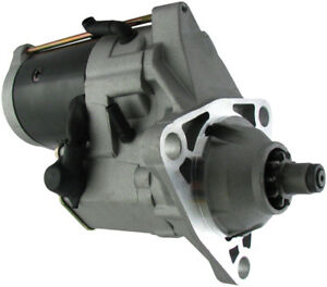 New Starter Fits Case Tractor 1690 1896 2094 2394 2590 2594 2870 3394 3594 4890