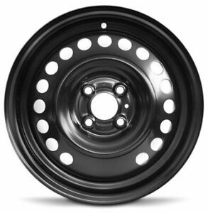 Road Ready 15x5 5 Steel Wheel Rim For Nissan Versa 2012 2019 New Replacement