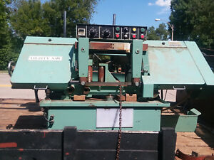 Metal Band Saw Cnc 480 3fz Exelent Condition 3hp St Louis Will Ship