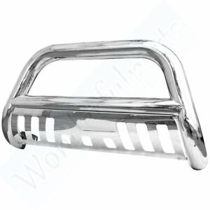 Grilles Bull Bar Ss For 02 05 Dodge Ram 1500 03 09 Dodge Ram 2500 3500 06 08 Ram