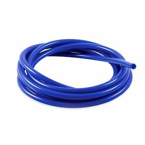 4mm 5 32 Universal Silicone Air Vacuum Hose Line Pipe Tube 10 Foot Blue