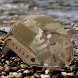 Tactics Military Helmet Cover For OPS-CORE Fast Helmet BJ PJ MH Gear Emerson
