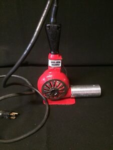 Master Appliance Heat Gun Model Hg 301a 12 Amps