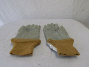 Genco Firefighter Structural Aluminized Proximity Gloves