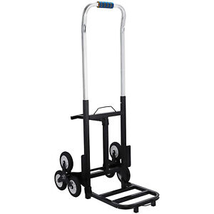 Vevor All terrain Stair Climbing Folding Cart For Moving Up To 420 pounds