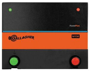 Gallagher M200 2 Joule Electric Fence Charger