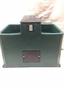 Miraco 3100 Lilspring Automatic Livestock Waterer Green