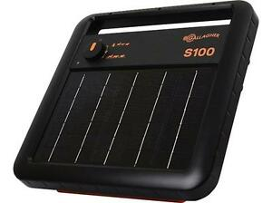 Gallagher S100 1 0 Joule Solar Fence Energizer