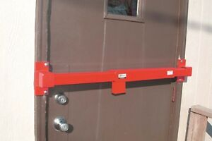 Job Office Door Lock Combo For Site Utility Semi Trailer Security Warehouse