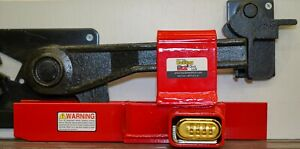 Heavy Duty Rolling Door Lock Combo Semi Trailer Box Truck Load Security Trucker
