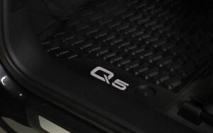 2018 Audi Q5 Front Rear All Weather Mats New Oem