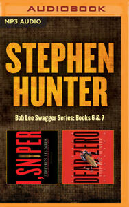 Stephen Hunter Bob Lee Swagger Series: Books 6 amp; 7 Compact Disc $11.76