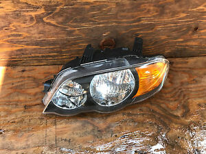 2002 2003 2004 Kia Spectra Hatchback Left Driver Halogen Headlight 0k2s1 51020
