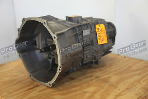 Ford Truck 6 0l Zf Transmission 6 Speed 4x4 1319051007