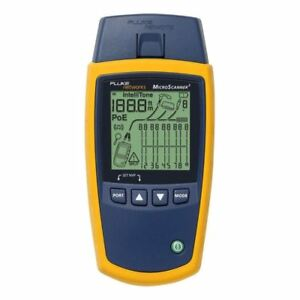 Fluke Networks Ms2 100 Ms2 100 Microscanner2 Cable