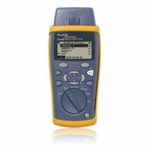 Fluke Networks Ciq 100 Cableiq Qualification Tester